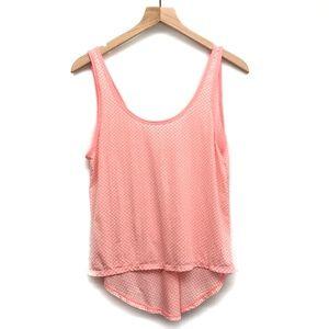 Lululemon Burn It Out Neon Pink Tank - Size 6